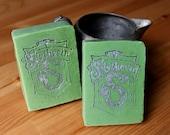 Slytherin Goat's Milk Soap