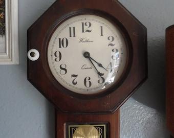 Waltham Clocks Etsy
