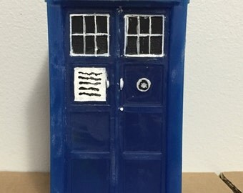 TARDIS Candle