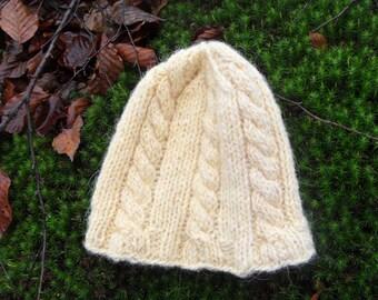 Man knit hat knitting pattern Etsy