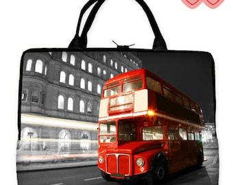 United Kingdom, england, Laptop Bag, Laptop Case, Notebook Bag, Bag for netbook, laptop sleeve, Bag Case for Laptop, Paris, Moulin rouge