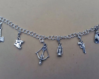 SALE*** The Walking Dead Charm Bracelet