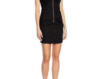 G - Star - dress - Slinky - Uni - Sleeveless - Women
