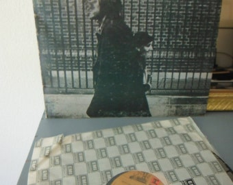 Neil Young After the Goldrush Vintage Record Album Sleeve 1970