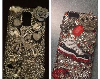 Custom Bling Cellphone Cases