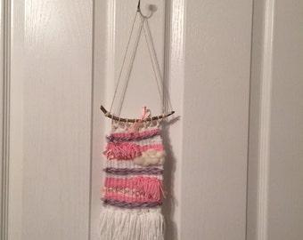 Custom weave - wall hanging