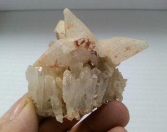 Quartz-Calcite-Djurkovo mine-Lucky  Bulgaria