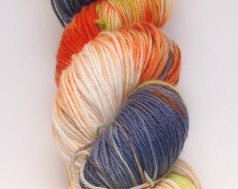 Hand Dyed Yarn - The Dot