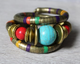 Intricate ethnic Bangle