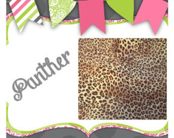 Leopard. Panther. Cheetah. Print Heat Transfer Vinyl. HTV. T-Shirt Vinyl. Chemica