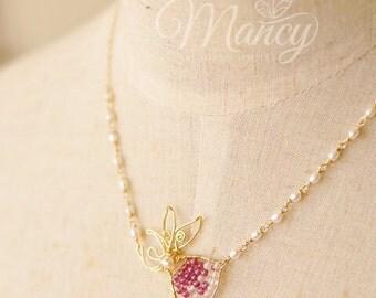 Virgo Handmade Constellation Necklace