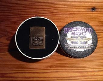 Zippo Brickyard 400 Lighter