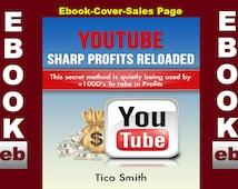 YouTube Sharp Profits Reloaded-EBOOK: Download-PDF-Digital-Website-Images
