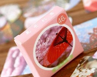 Stickers Japanese cherry