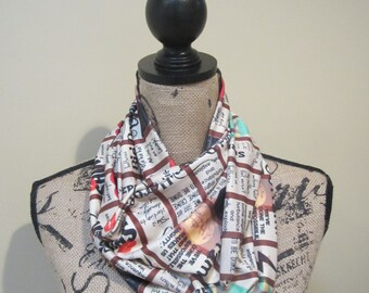 Firefly Quotes Infinity Scarf