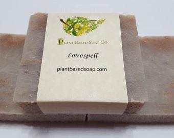 Lovespell Soap Bar