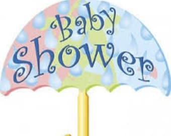 Baby Shower Decor Package