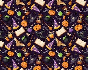 Magic Hour Halloween Photography Backdrop (HWA-GI-006)