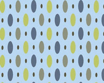 Amy Butler Forest Collection  Dew in Twilight Organic Cotton Fabric