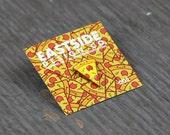 Pizza Enamel Pin - Eastside Design Co.