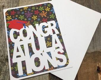 Graduation Card, Card for Graduate, Card for Graduation, Grad Card, Card for Grad, Graduation
