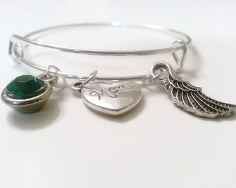 Gift for Mom, Mother's Day Gift, A Mother's Wings