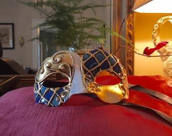 Handcrafted Venetian Mask
