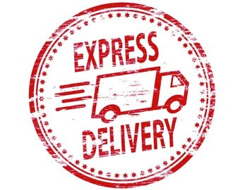EXPRESS DELIVERY for small box 1 pcs.