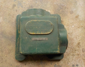 Small Square Industrial Mold