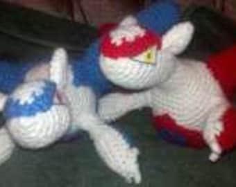 380 Latias Pokemon plush