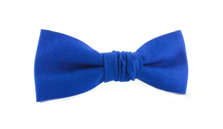 groomsmen tie royal blue bow ties for boys toddler