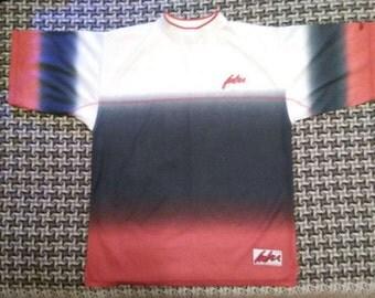 FUBU jersey, vintage t-shirt of 90s old school hip-hop clothing, 1990s hip hop, OG, gangsta rap, size L