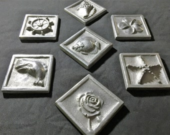 Feature Wall Tiles / Paper Weights.