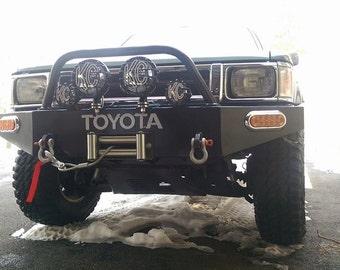 89-95 Toyota plate bumper