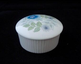 Wedgwood Clementine Trinket Pot