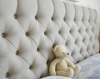 Made-to-Order Luxury Tufted Headboards