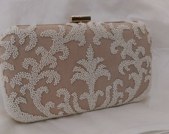 bridal clutch/ Bridesmaid clutch