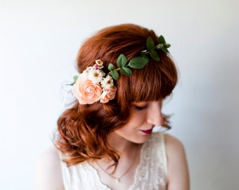 I'm So Dainty Ranunculus Flower Crown