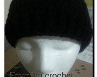 handmade man hat