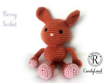 Berry Sorbet Rachel - Orange Rabbit
