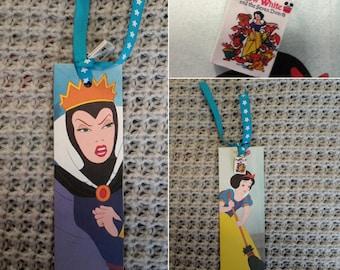 Disney Snow White Bookmark
