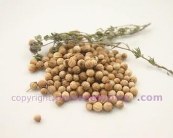 CORIANDER, seed, whole