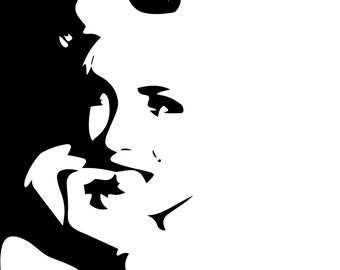 Marilyn Monroe eps files, Marilyn Monroe Silhouette, Actress, Movies, Music, instant download, SVG file, cutting files