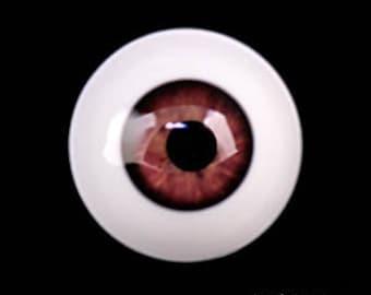 how to make acrylic bjd eyes