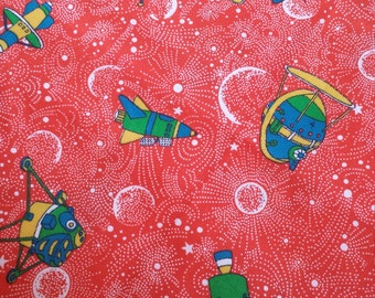 Outer space fabric etsy for Outer space fabric