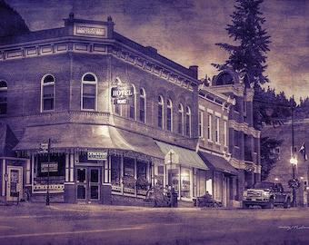 Ouray Colorado Fine Art Print