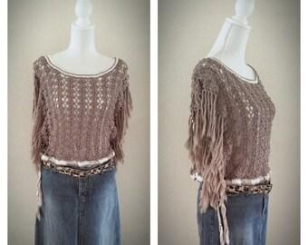 Crochet Summer Top Adora
