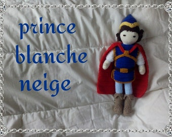 tutorial of the snow white PRINCE