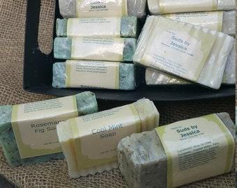 Herbal Handmade Soap 4OZ