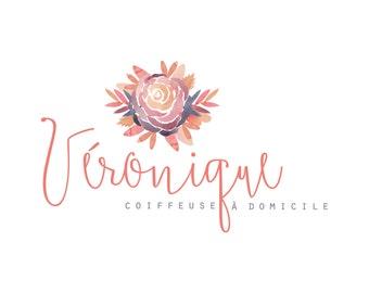 Unique flower logo